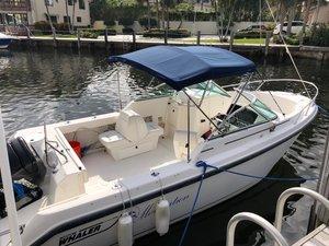 Used Boston Whaler Ventura Bowrider Boat For Sale