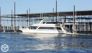 Used Bluewater Yachts 55 House Boat For Sale