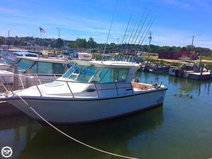 Used Baha Cruisers 252 GLE Walkaround Fishing Boat For Sale