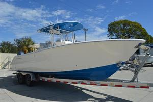 New Cobia 277cc Center Console Fishing Boat For Sale