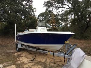 Used Nautic Star 1900 XS Center Console Fishing Boat For Sale