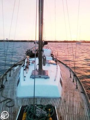 Used Cheoy Lee Offshore 41 Ketch Sailboat For Sale