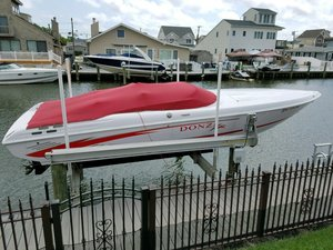 Used Donzi 27 ZR High Performance Boat For Sale