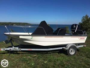 Used Boston Whaler Montauk 150 Center Console Fishing Boat For Sale