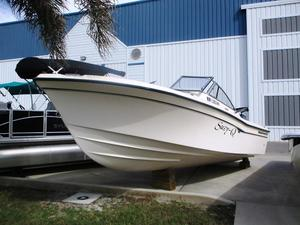 Used Grady-White 22 tournament Dual Console Boat For Sale