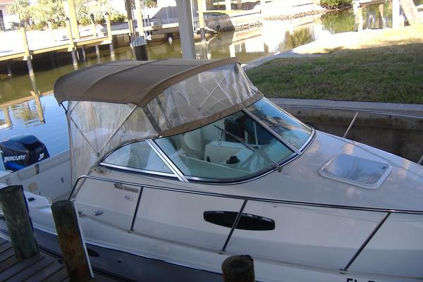 Used Wellcraft 24 Walkaround Saltwater Fishing Boat For Sale