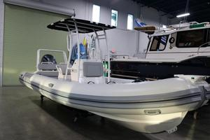 New Highfield DL 640 Rigid Sports Inflatable Boat For Sale