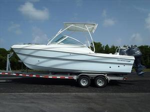 New World Cat 23 Dual Console Other Boat For Sale