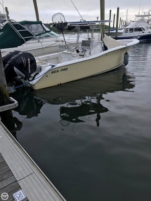 Used Sea Pro 270 CC Center Console Fishing Boat For Sale