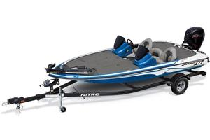 New Nitro Z17Z17 Bass Boat For Sale