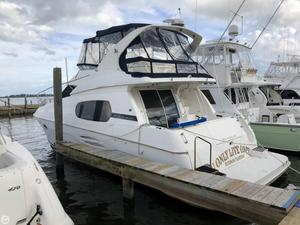 Used Silverton Sport Bridge 410 Express Cruiser Boat For Sale