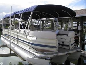 Used Premier Pontoons 260 Grand Entertainer PTX Pontoon Boat For Sale