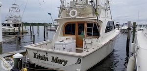 Used Ocean Yachts 38 Super Sport Sports Fishing Boat For Sale