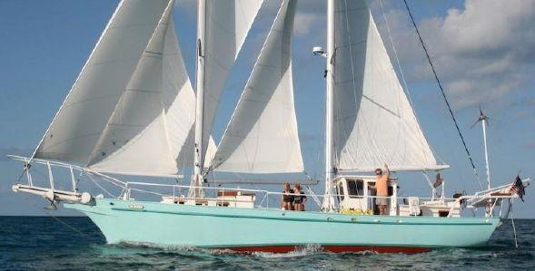 Used Sutton Schooner Sailboat For Sale