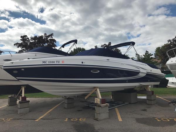 Used Rinker Captiva 276 BR Bowrider Boat For Sale