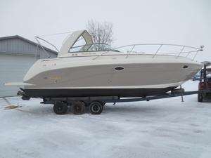Used Rinker 320 EC Cruiser Boat For Sale