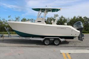 New Cobia 237CC237CC Center Console Fishing Boat For Sale