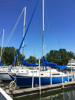 Used C&c 30 Sloop Sailboat For Sale