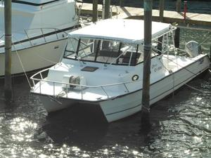 Used Twin Vee Weekender Power Catamaran Boat For Sale