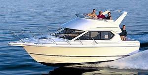 Used Bayliner 2858 Ciera Command Bridge Cruiser Boat For Sale