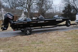 Used Lowe Stinger 180 Bass Boat For Sale