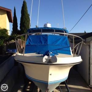 Used Skipjack 24 Open Walkaround Fishing Boat For Sale