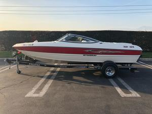 Used Stingray 195 FX195 FX Ski and Fish Boat For Sale
