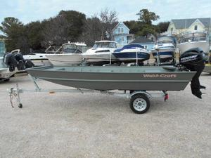 Used Weldcraft 1448 RS Aluminum Fishing Boat For Sale
