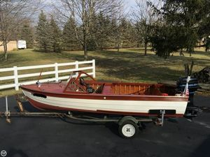Used Thompson Sea Lancer Antique and Classic Boat For Sale