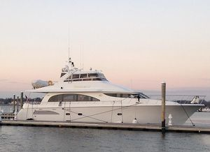 Used Cheoy Lee Sport Motor Yacht For Sale