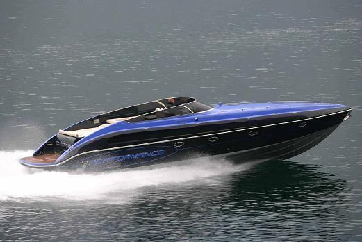 Used Performance 1407 High Performance Boat For Sale