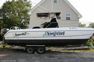 Used Sportcraft 25 Sport Cat CC Center Console Fishing Boat For Sale