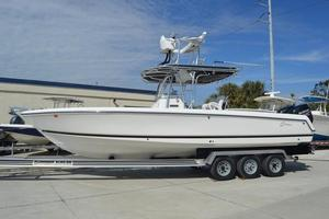 Used Stamas 308 Predator Sports Fishing Boat For Sale