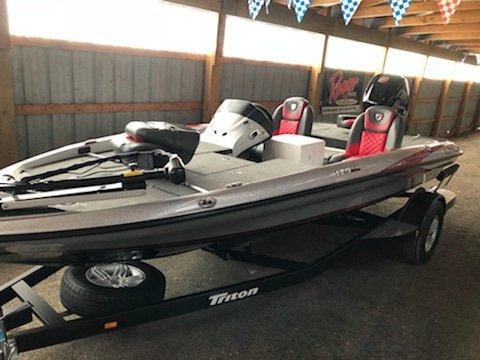 New Triton Boats 179 TrX Bass Boat For Sale