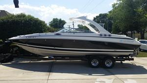 Used Larson LXI 288 Bowrider Boat For Sale