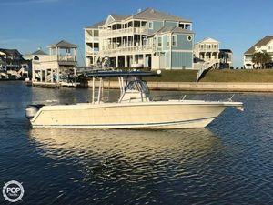 Used Stamas 310 Tarpon Center Console Fishing Boat For Sale