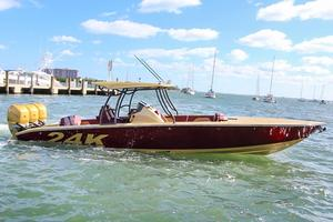 Used Avanti 35.7 Center Console Center Console Fishing Boat For Sale