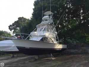 Used Blackfin 32 Sportfisherman Sports Fishing Boat For Sale