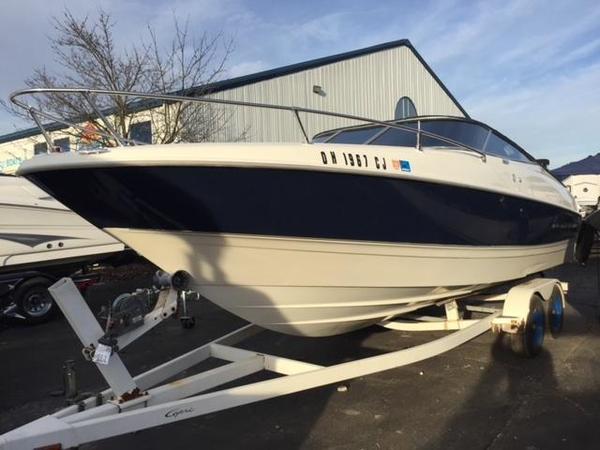 Used Bayliner 2352 Capri Cuddy Cabin Boat For Sale