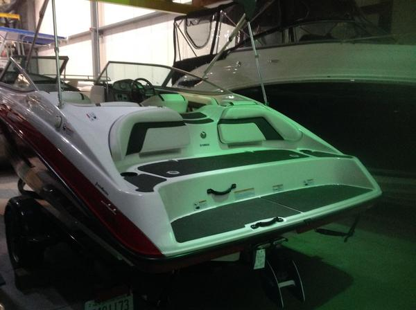 Used Yamaha SX190 Bowrider Boat For Sale