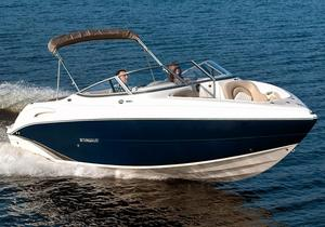 Used Stingray 250 LR Cruiser Boat For Sale
