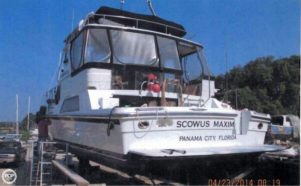 1989 high tech yachts 51 cockpit motor yacht photo 4 for Used boat motors panama city fl