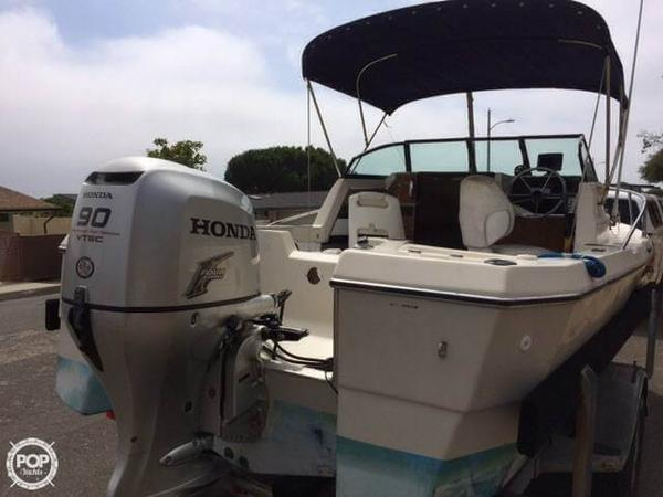 Used Arima 17 sea ranger Walkaround Fishing Boat For Sale