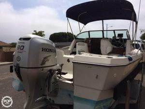 Used Arima 17 sea ranger Walkaround Fishing Boat For Sale
