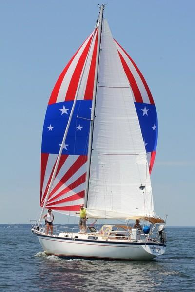Used Morgan 382 Cruiser Sailboat For Sale
