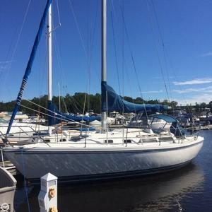 Used Catalina C30 Sloop Sailboat For Sale