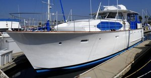 Used Chris-Craft 55 Roamer Cruiser Boat For Sale