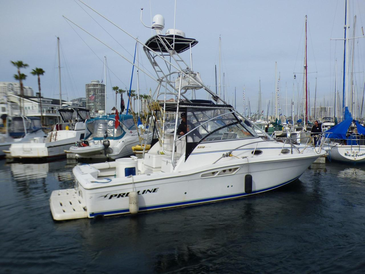 Used Pro-Line 3310 Sports Fishing Boat For Sale
