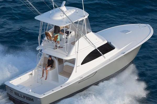New Viking 37 Billfish Convertible Fishing Boat For Sale