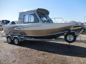 New Hewescraft 190 Sea Runner HT w/ET190 Sea Runner HT w/ET Aluminum Fishing Boat For Sale